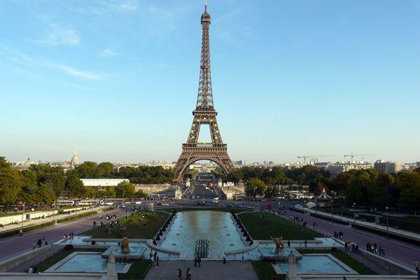 4. Torre Eiffel, París (Francia)
