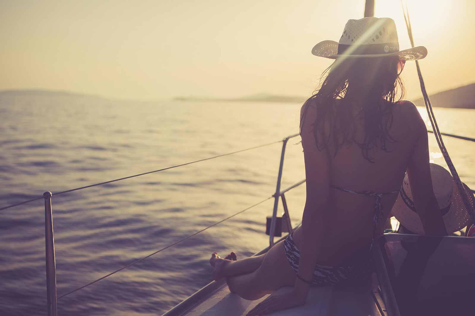Yanpy Post Sailing Friends Summer
