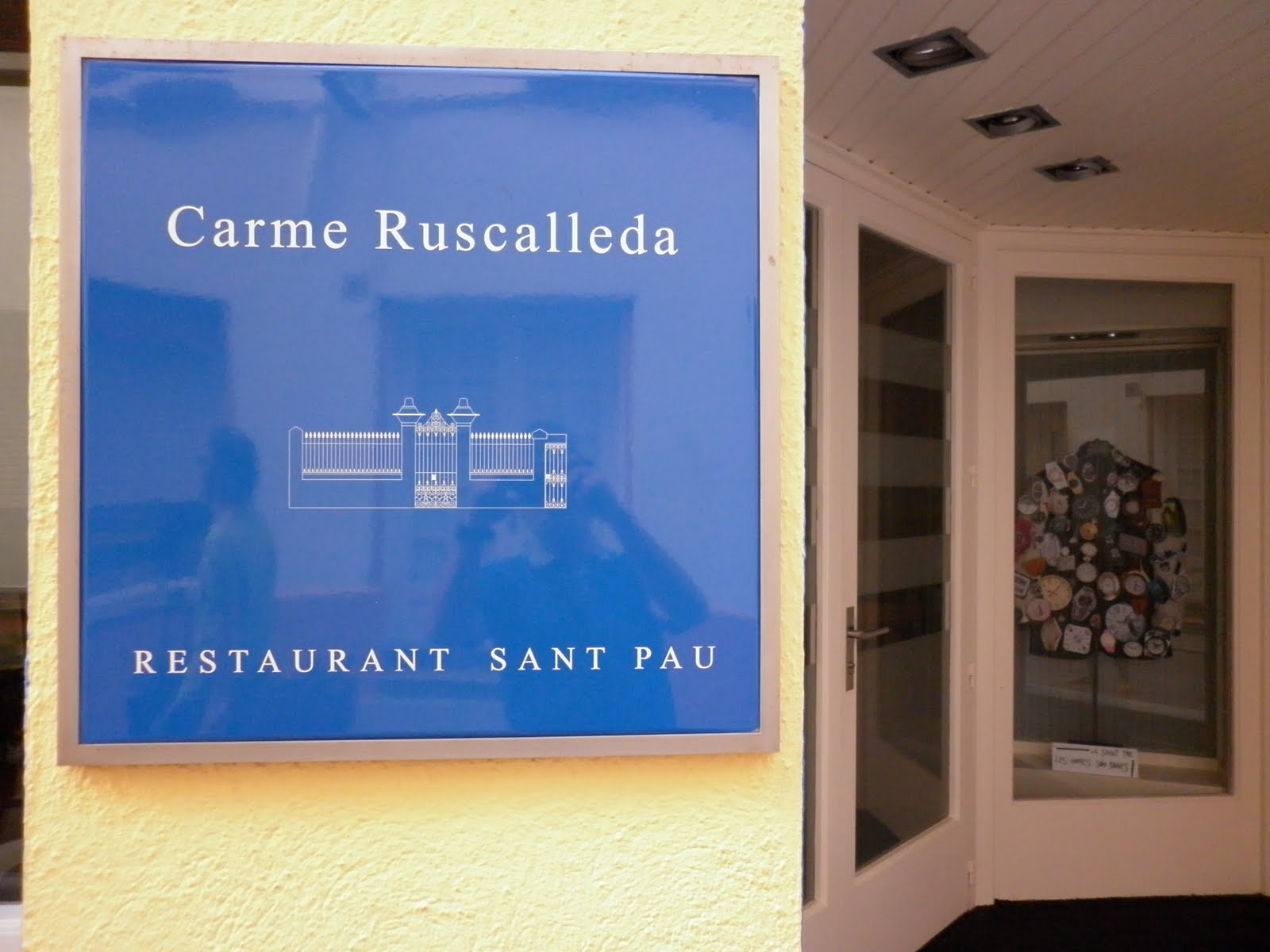 Daninland Crnicas De Un Demente Gastronmico Restaurante Sant