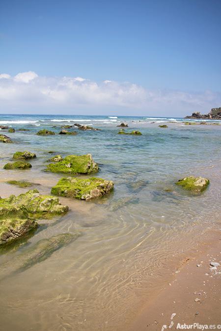 San Antolin Beach Llanes Asturplaya