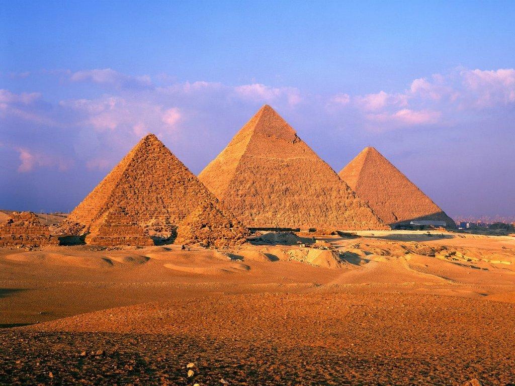 Piramides Egipto 453896