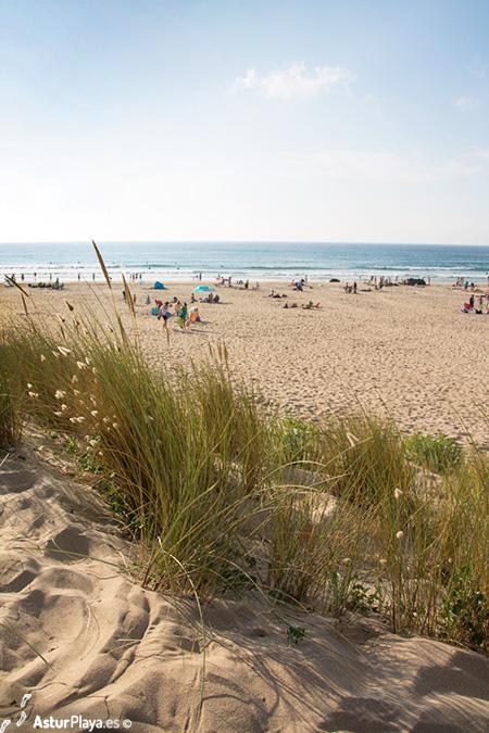 Xago Beach Asturias