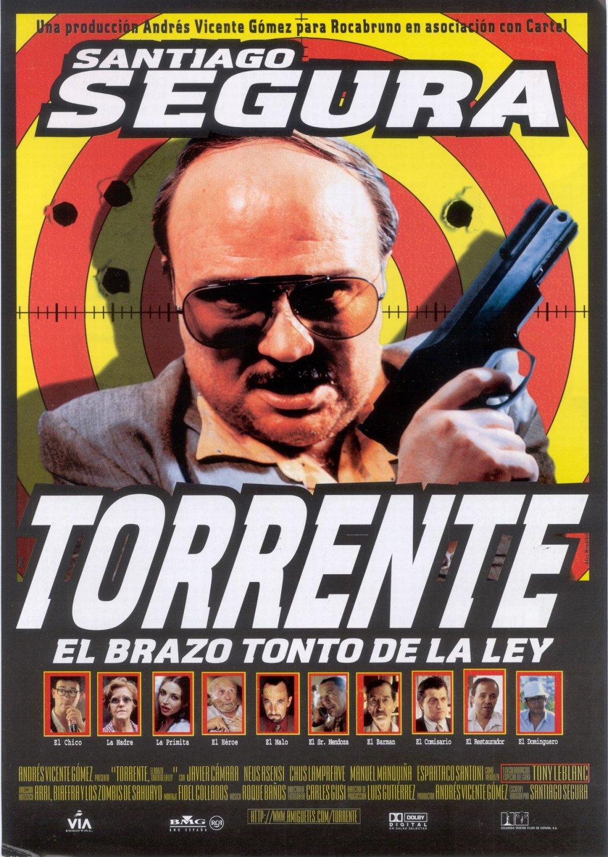 Torrente El Brazo Tonto De La Ley Xlg