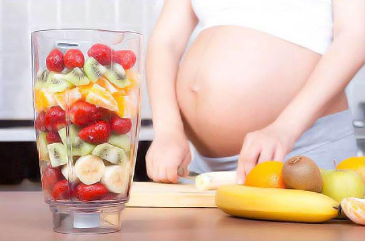 Dieta Embarazada