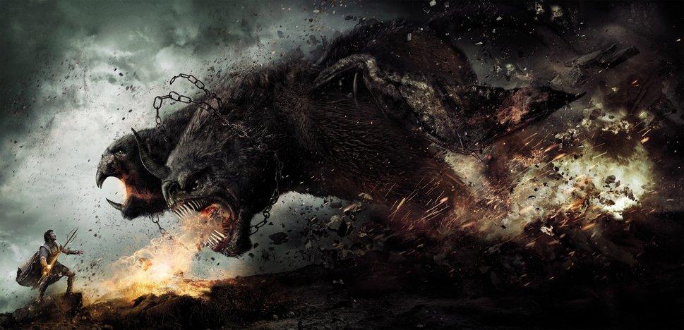 un Dieu, un monstre, une chimère, une bataille