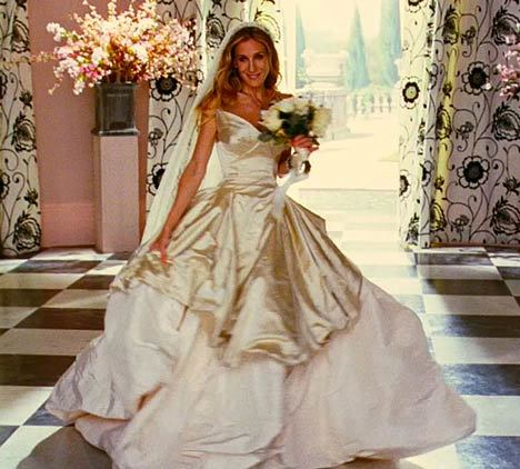 Vivienne Westwood Wedding Dress