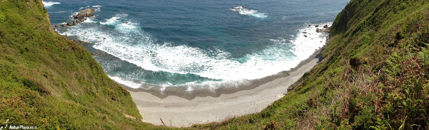 Fontanecha Beach Asturias2