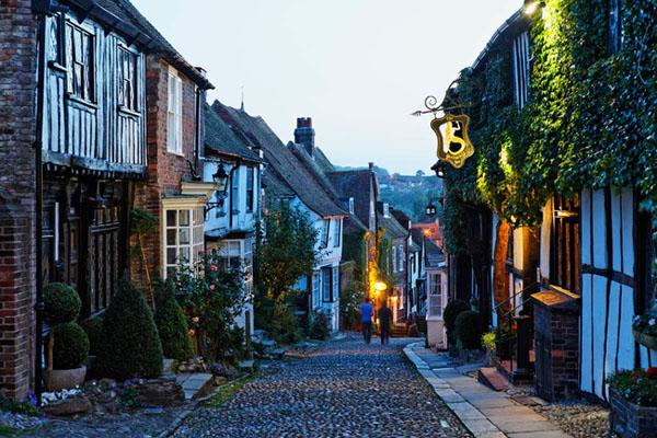 20. Mermaid Street (Rye, Inglaterra)