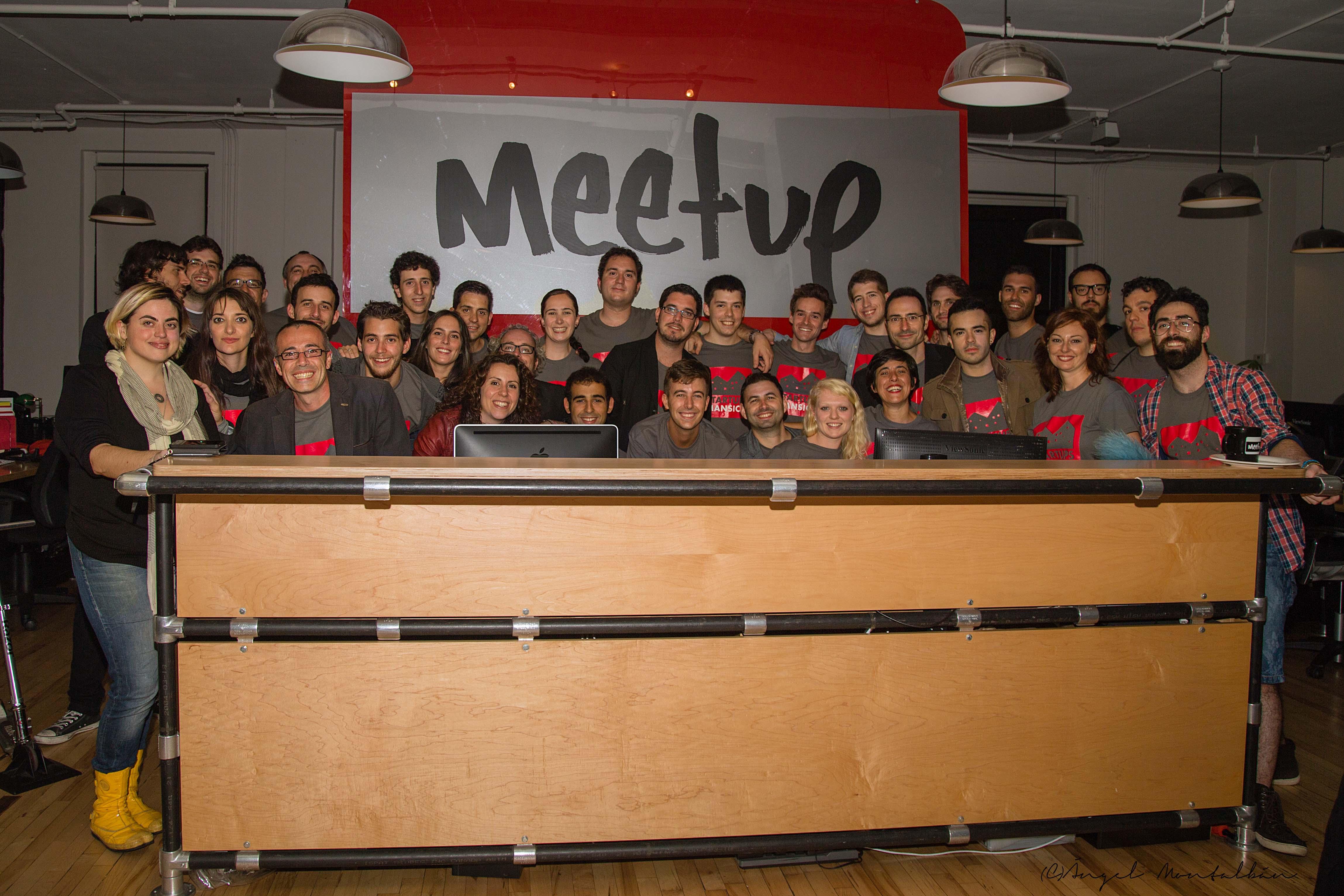 Presentacion Meeup 16 Septiembre