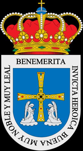 330px Escudo De Oviedo Svg