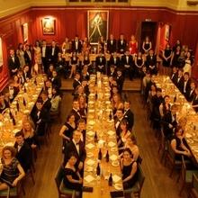 Dinner in Cambridge!