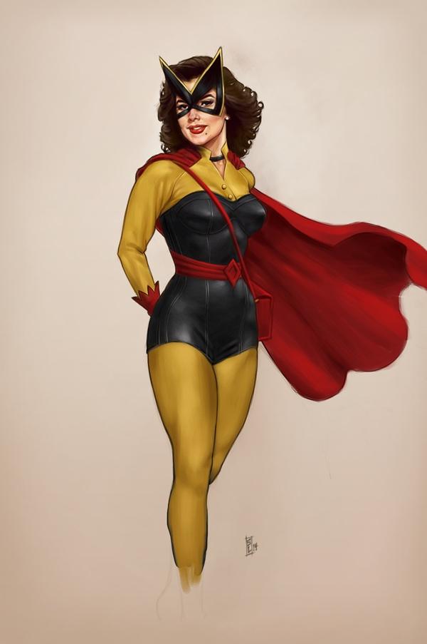 Bat Woman - beqbe.com