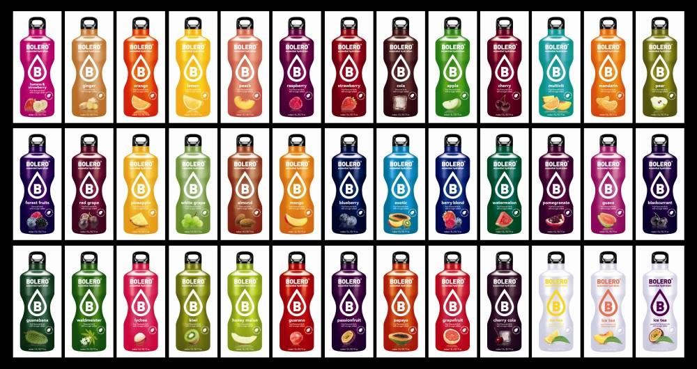 Bolero Limonade 65 Liter Bolero Drinks All Flavour