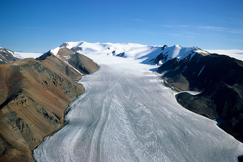Glaciar Astro