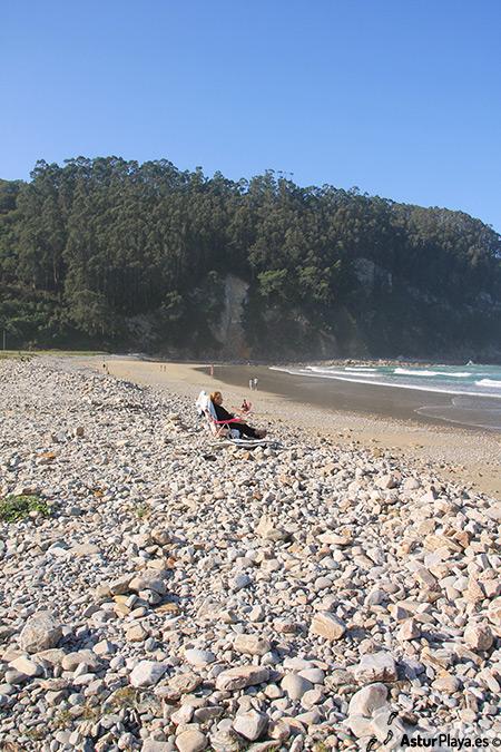 San Pedro Dela Ribera Beach Western Side