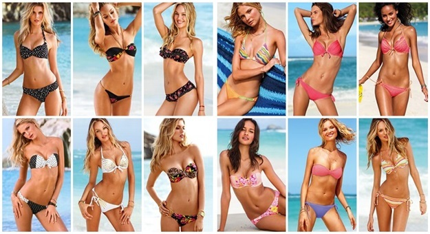 0 Bikinis Victorias Secret 2013