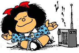 Mafalda Color Radio