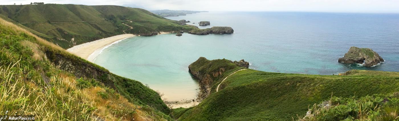 Torimbia Beach Llanes1