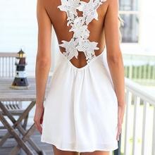 White dress love