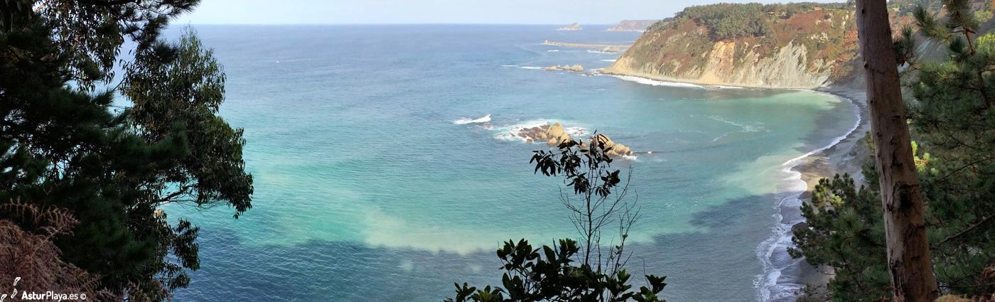 Cazonera Atalaya Beach Asturias1