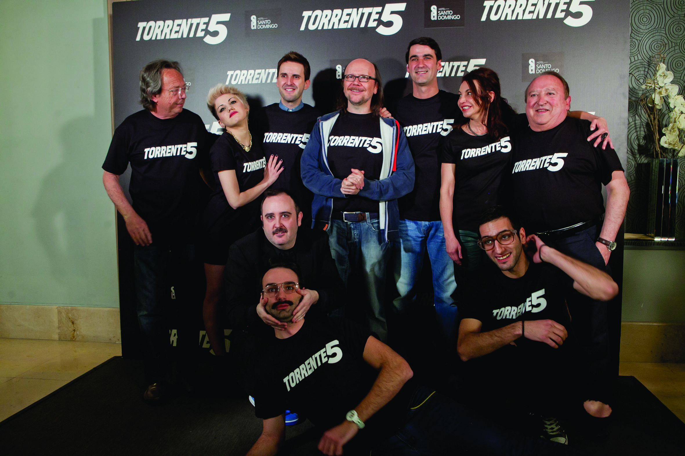 Torrente 5 Multiplayers