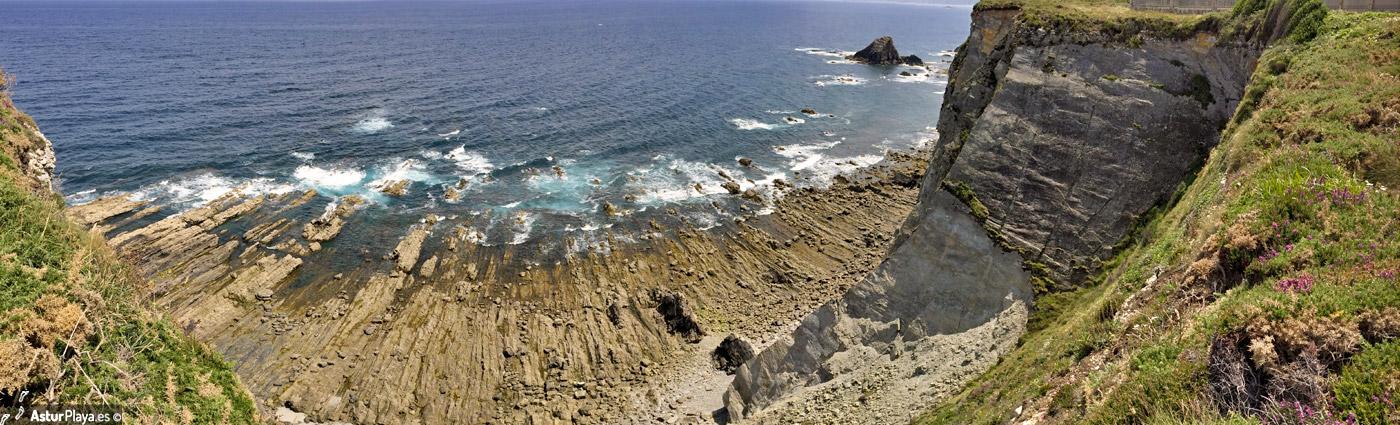 Boxada El Vino Beach Asturias Mainpic