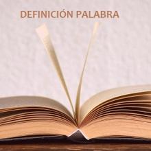 Definicion Palabra