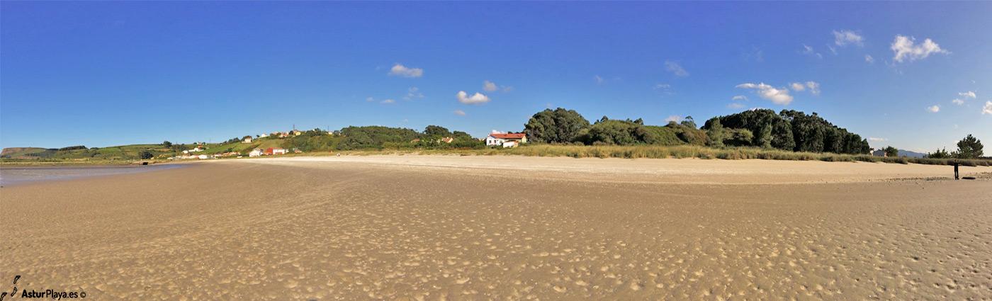 San Balandran Beach Asturias1