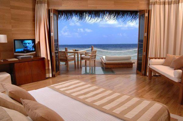Bedroom View Sea