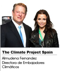 Almudena Fernandez, Directora de Embajadores Climáticos