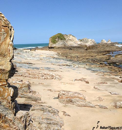 Calabon Beach Western Side Gueirua Beach