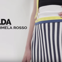 Carmela Rosso en Vogue