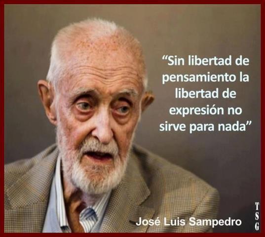Sin Libertad De Pensamiento No Puede Haber Libertad De Expresion