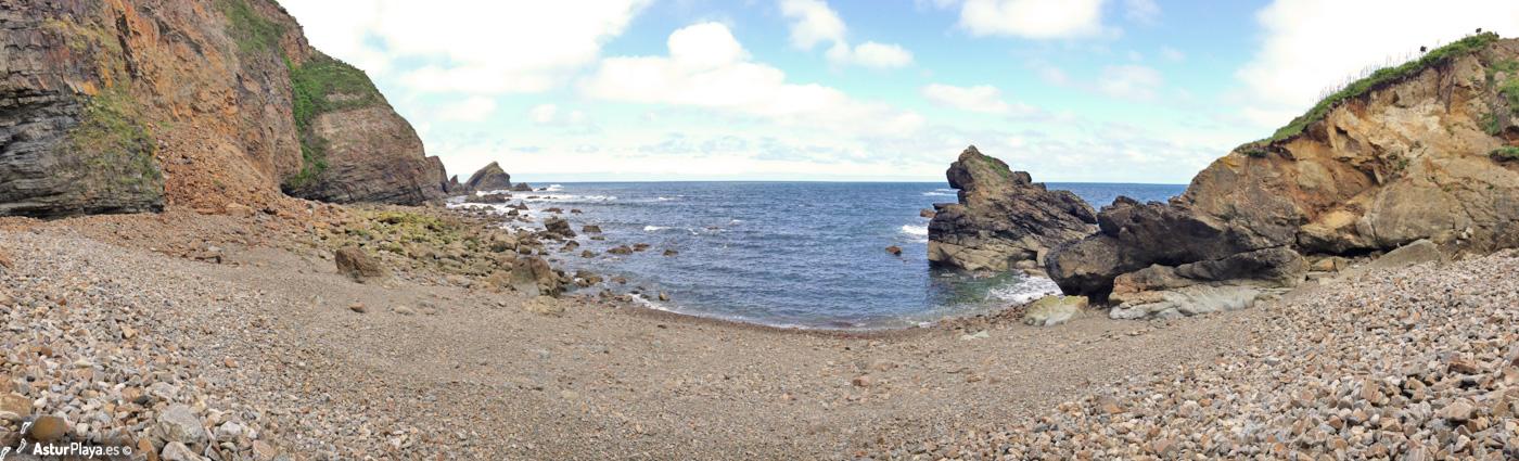 Purtiella Beach Cudillero Asturias2