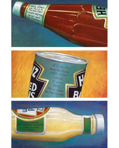 19. Tomato Ketchup Heinz