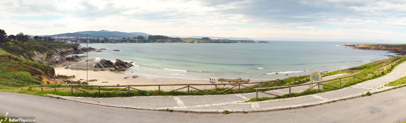 Arnao Beach Castropol3