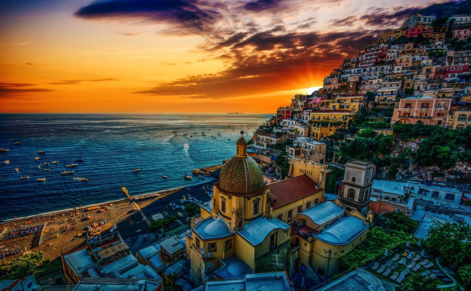 Yanpy Post 173 Sailing Amalfi Coast Positano