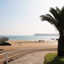 Playa de La Palmera - Carreño
