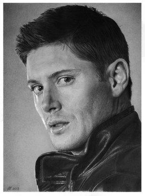 Dean Winchester By Francoclun D62c66b