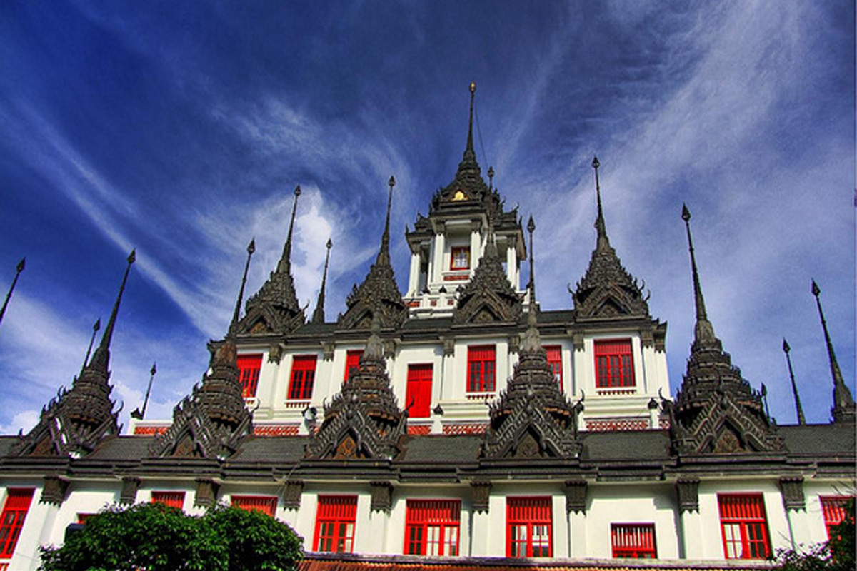 Wat Ratchanatda School