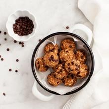 Cookies de avena y manteca de almendra