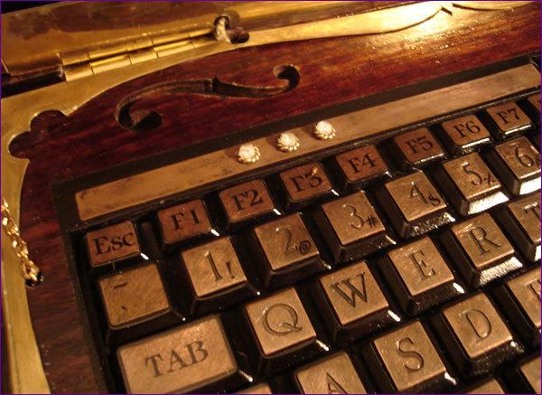 Datamancerlaptop Keys
