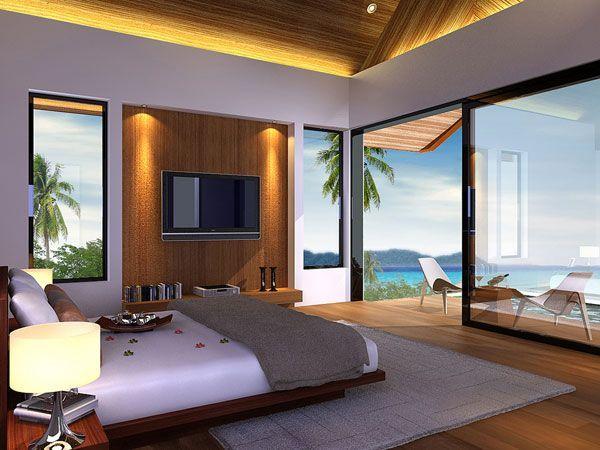Resort Bedrood Ocean View