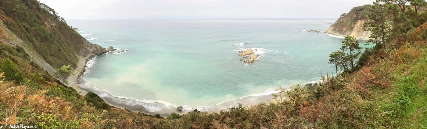 Cazonera Atalaya Beach Asturias Mainpic