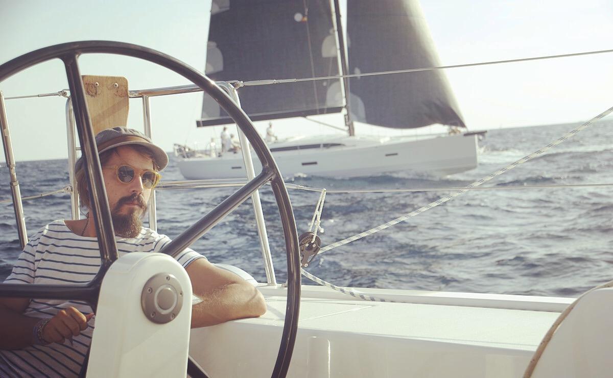 Yanpy Post 162 Sailing Yacht Mallorca