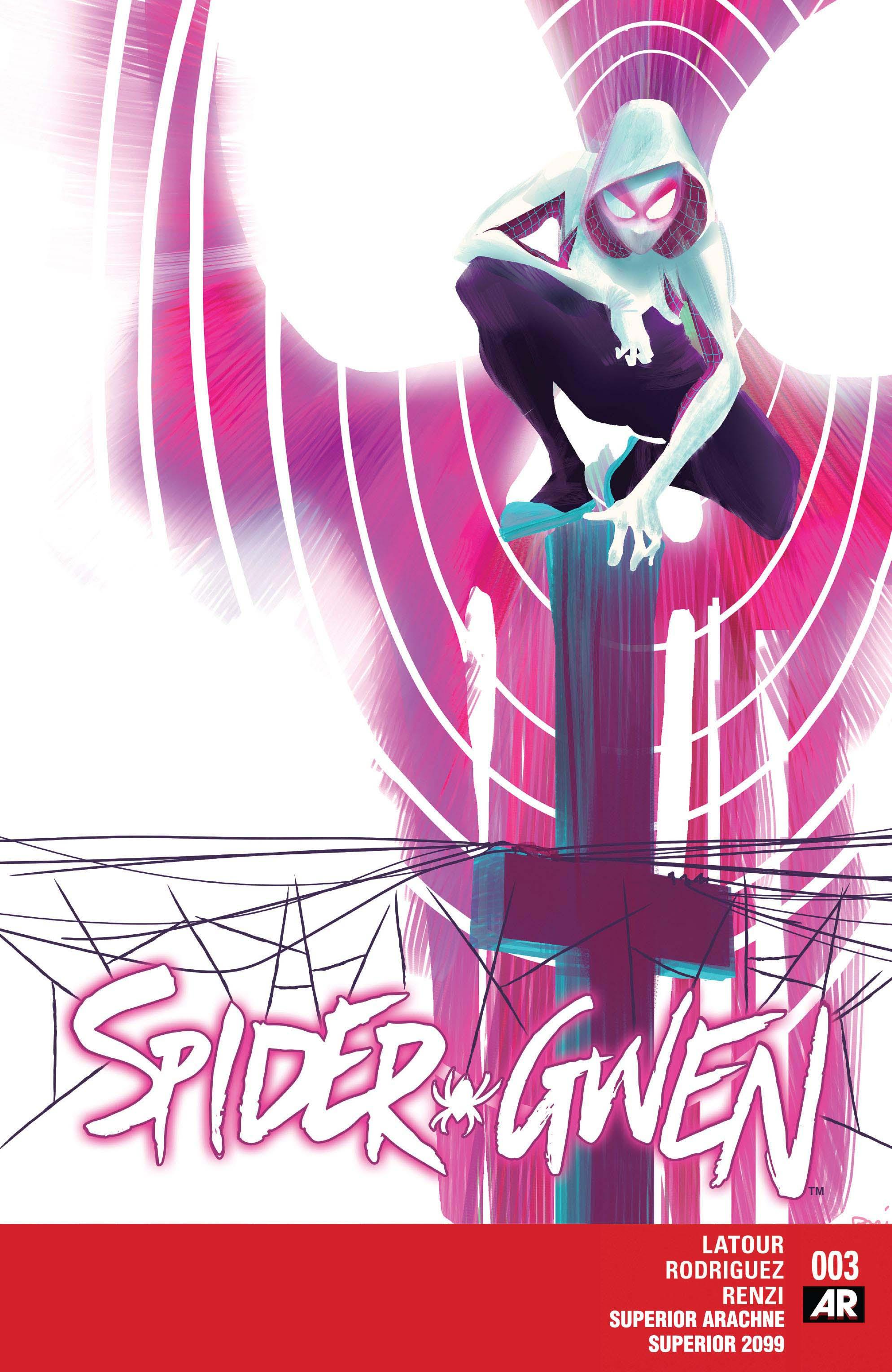 Spder Gwen - vol .003