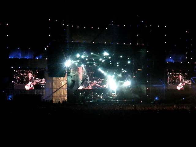 Photo: uchiuska - Bon Jovi at Rock in Rio Madrid