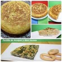 Tortillas Variadas