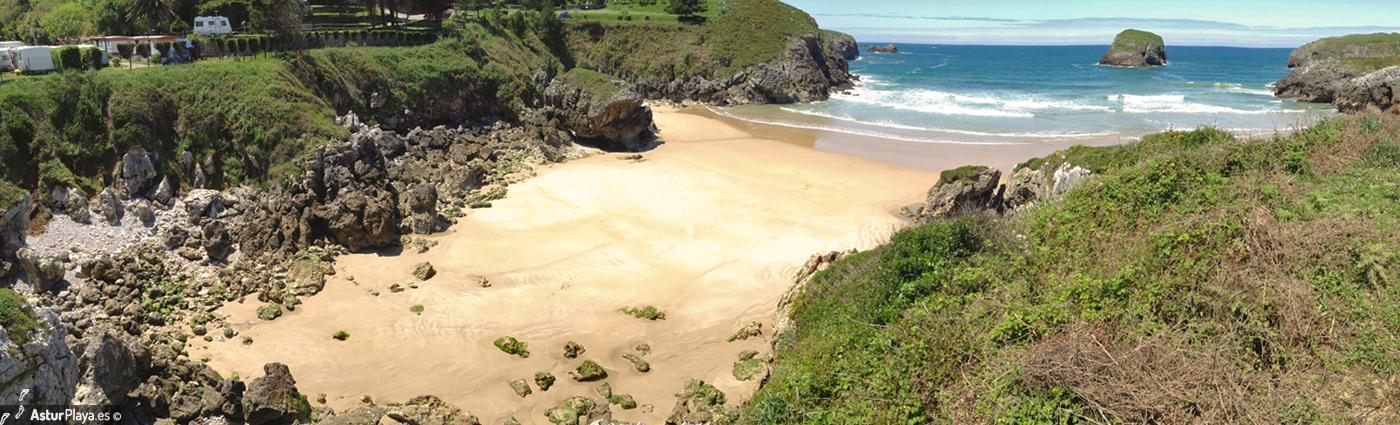 Troenzo Beach Llanes Asturias Mainpic