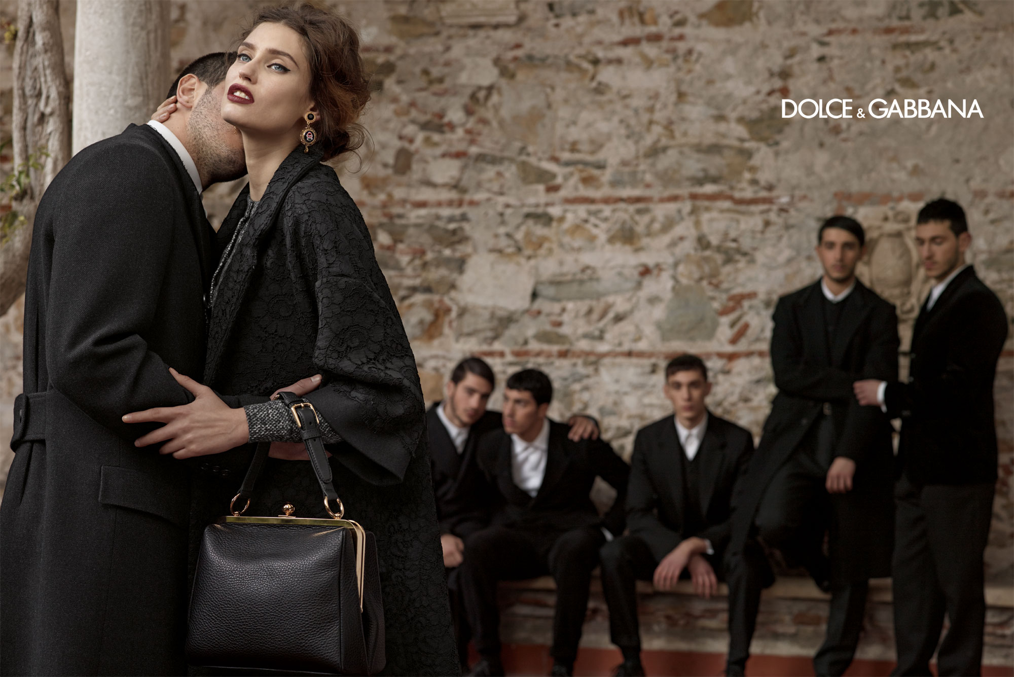 Dolce And Gabbana Fw 2014 Women Adv Campaign 10